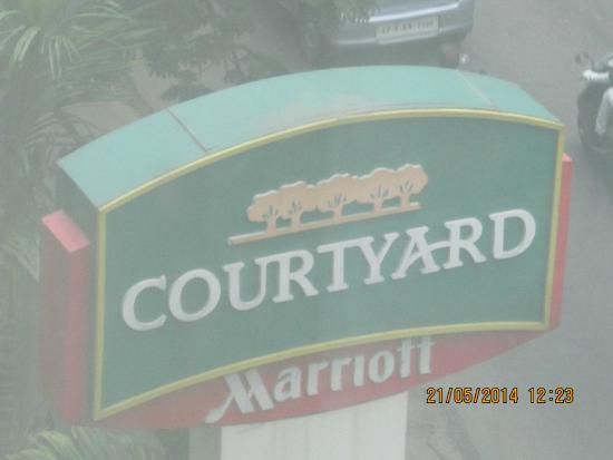 Courtyard By Marriott Hyderabad : Courtyard