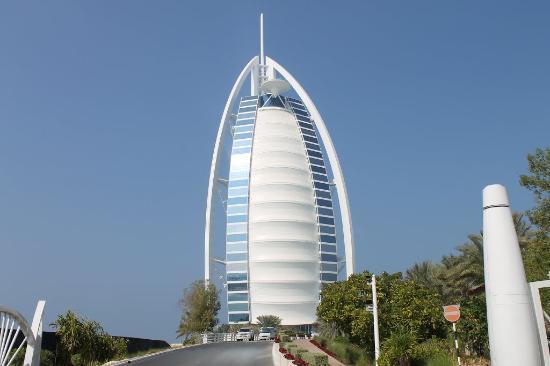 Burj Al Arab Hotel Picture Of Burj Al Arab Jumeirah