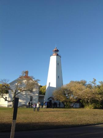 ‪Sandy Hook Lighthouse‬