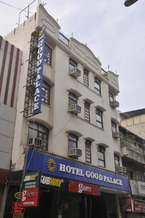 Hotel Good Palace: Building