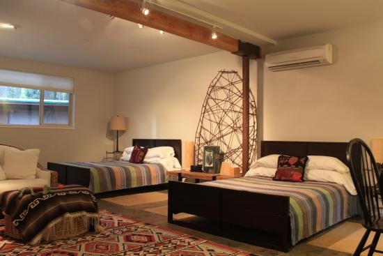 Harmony Ridge Lodge: Suite 5