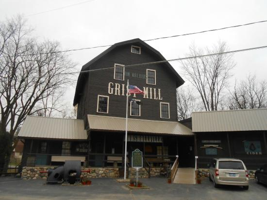 ‪Parshallville Cider Mill‬