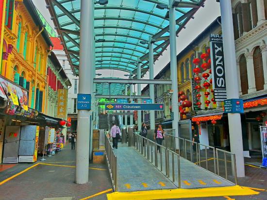 新加坡自由行之旅