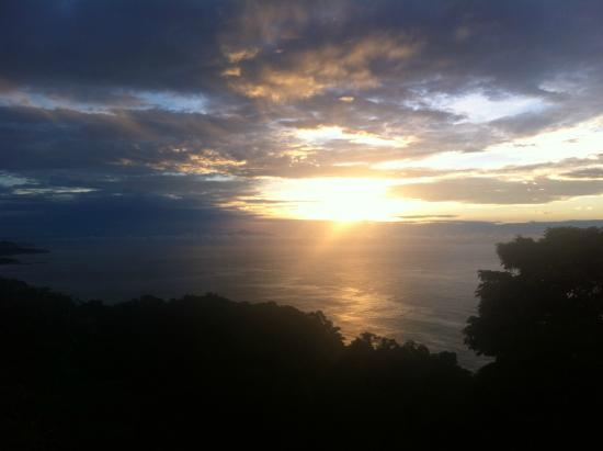 Anamaya Resort & Retreat Center: Room with a view