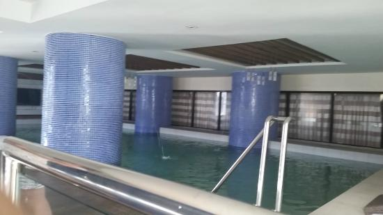 Pool At The 2nd F Picture Of Icon Hotel North Edsa Quezon City Tripadvisor