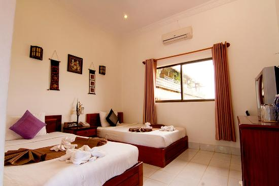 Angkor Spirit Palace: Standard Twin room