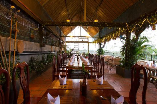 Angkor Spirit Palace : Restaurant