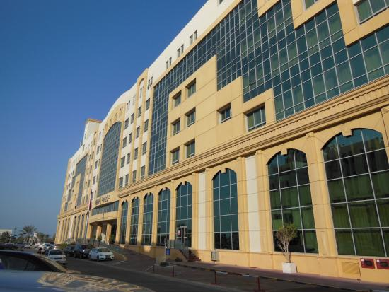 City Seasons Hotel Muscat: hotel