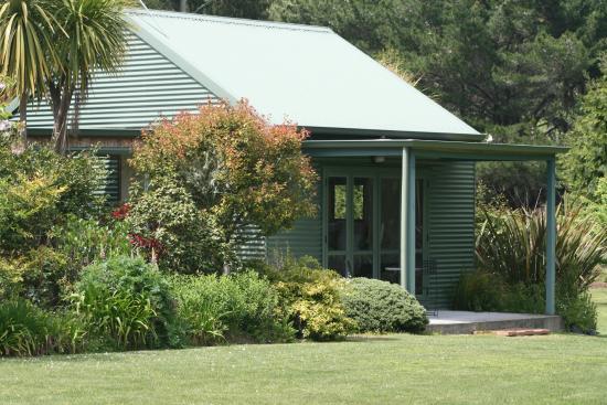 Whakaipo Lodge: Our room
