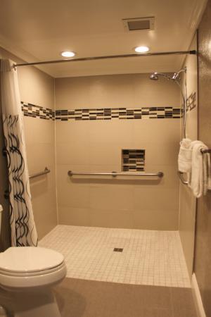 إن آت هايواي 1: Accessable Bathroom