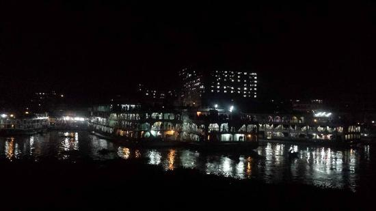 Sadarghat : At night