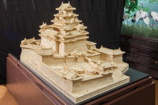 Nishinomiya, Japan: 世界一象牙姫路城