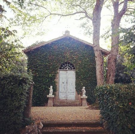 Relais Villa Rossi Danielli c Estate of Ferento: La cappella di famiglia