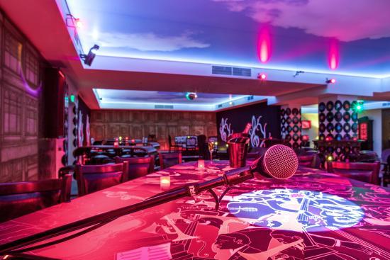 Vitosha Park Hotel: Piano bar