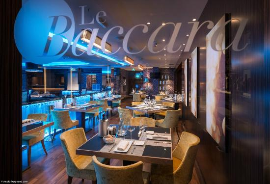 le baccara photo de restaurant le baccara vian les. Black Bedroom Furniture Sets. Home Design Ideas