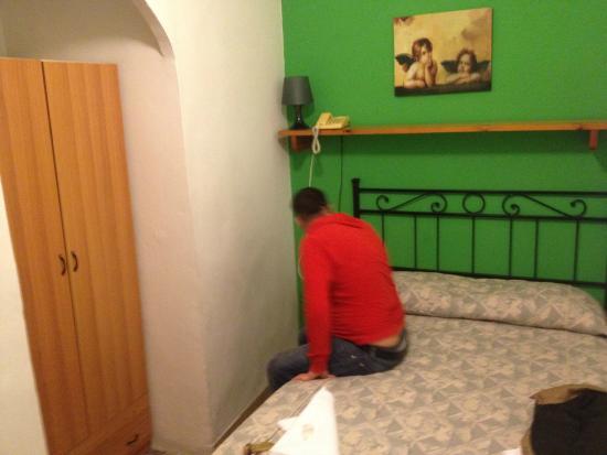 Hotel Ferretti: Номер