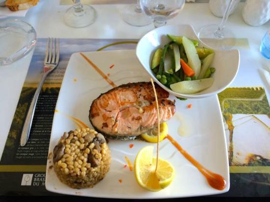 Restaurant de la Plage : De la Plage, Rabat