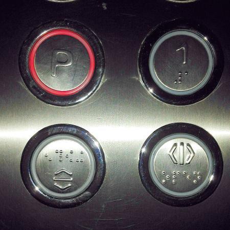 Grand Hotel: Тайная кнопка в лифте