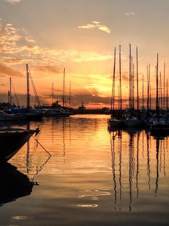 Develi: Beautiful Sunset