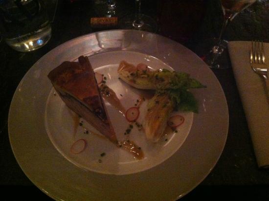Le Petit Pergolese : Pâté en croute au foie gras