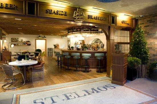 St. Elmo's Seaside Brasserie
