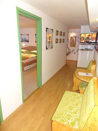 Pension Vila Barbara: Apartment Green