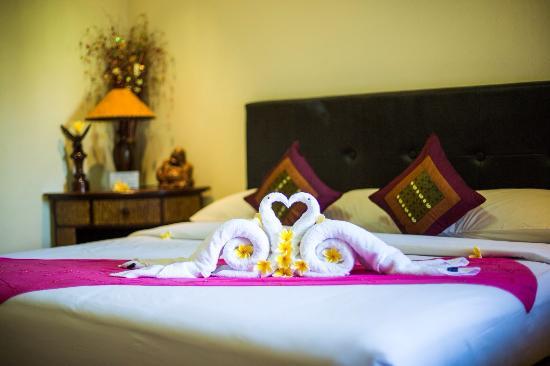 Bayu Guest House: The beautiful Sita Room !!