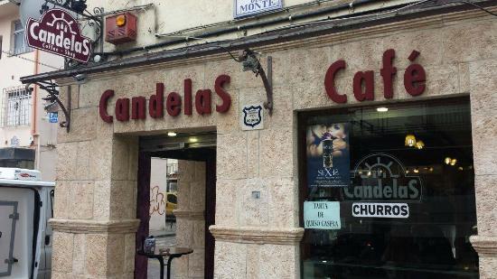 Cafeteria Candelas