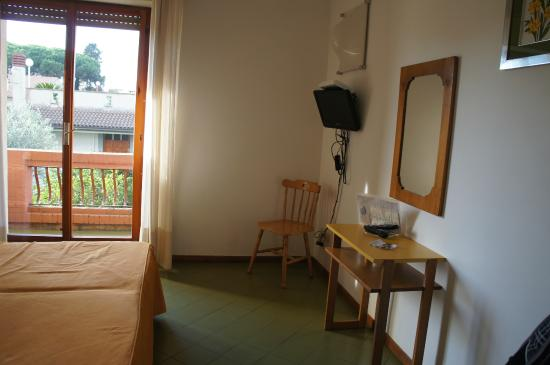 Mini Hotel Saporetti: номер