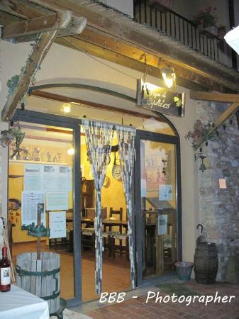 Montespertoli, Ιταλία: Entrata ristorazione
