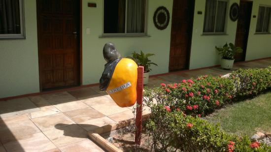Marbello Ariau Hotel: Ingreso a las Habitaciones