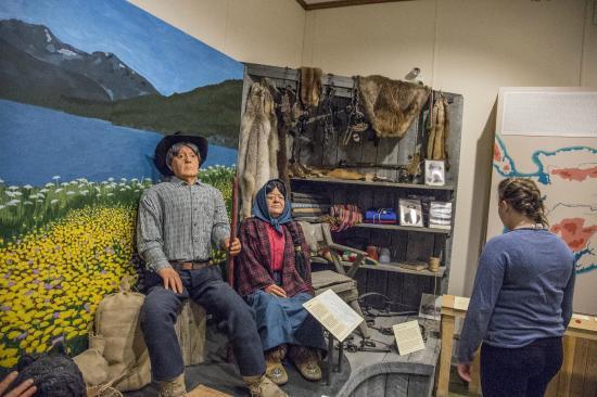Dawson City Museum: Museum -3
