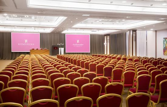 Remisens Premium Hotel Ambasador: Conferences