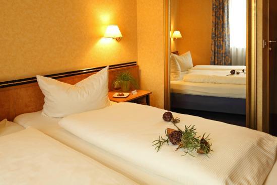 Hotel Goldenes Lamm: Doppelzimmer