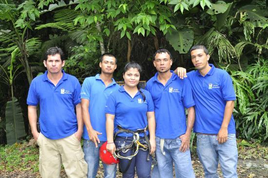 Veragua Rainforest Park: Guides