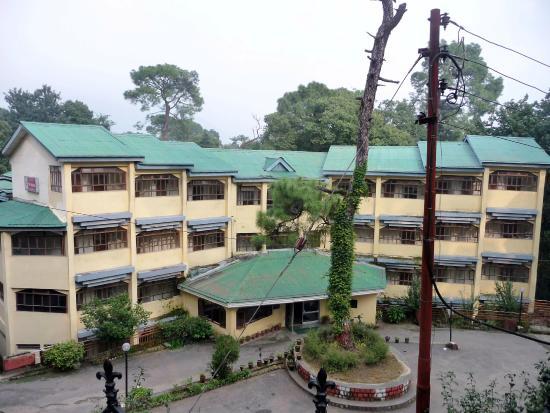The Kunal: Hotel Kunal at Dharamshala