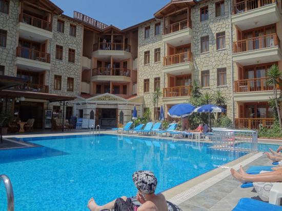 Nar Apart Hotel: underbart