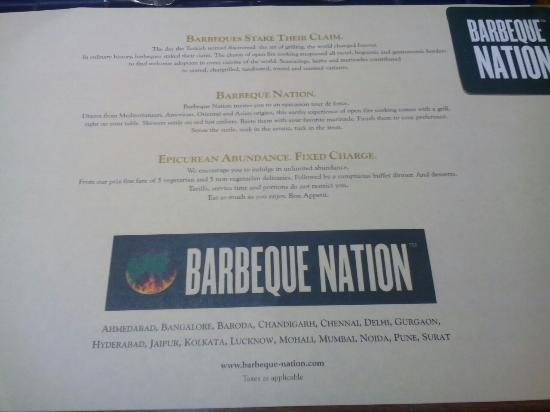 Barbeque Nation: BBQ cravings done.