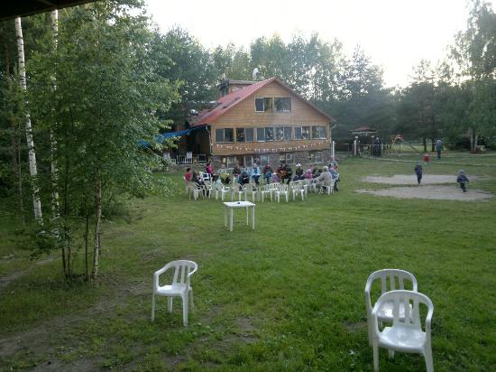 Kostroma Oblast, Russia: Коллективные посиделки
