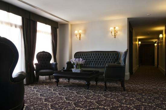 PortAventura Hotel Gold River : Pasillo Habitaciones Deluxe Superior Lucy