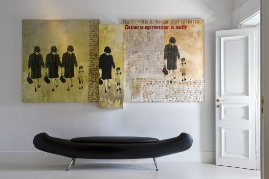 Piazza di Spagna 9 : María Ángeles Vila Tortosa | Exhibition