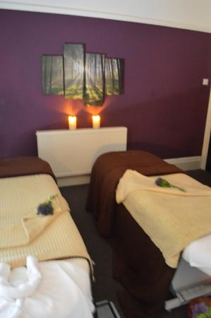 The Lavender House: Treatment Room
