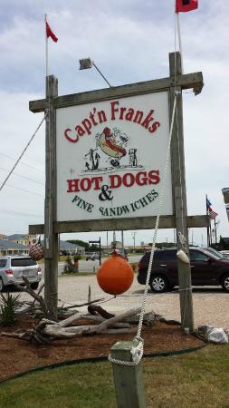 Capt'n Franks Hot Dogs