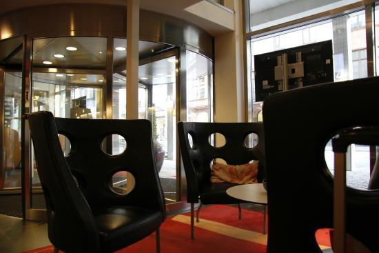 Scandic S:t Jorgen: lobby