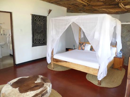 Bougainvillea Safari Lodge : Bedroom
