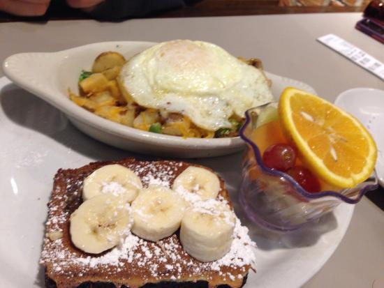 Egg Harbor Cafe: Good eating