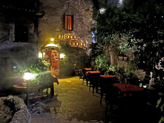Hotel Berti Assisi.