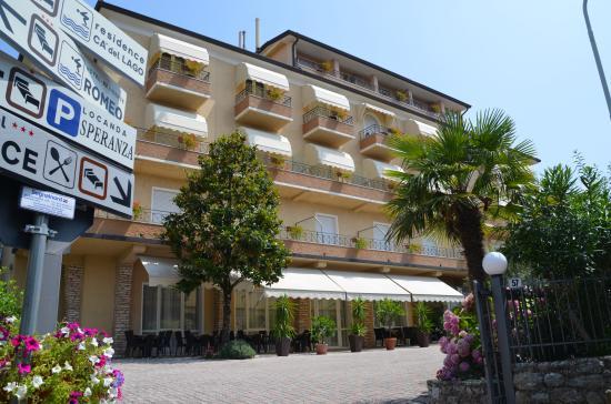 Hotel Pace: Außenansicht