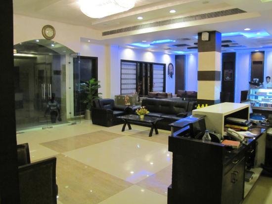 Hotel Prems Paradise : lobby
