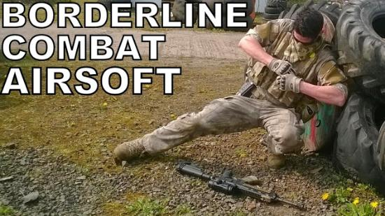 ‪Borderline Combat Airsoft‬